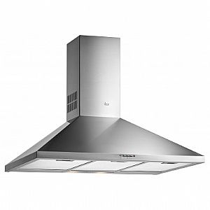 Teka DBB HP High Power 70 cm Inox Καμινάδα Τοίχου